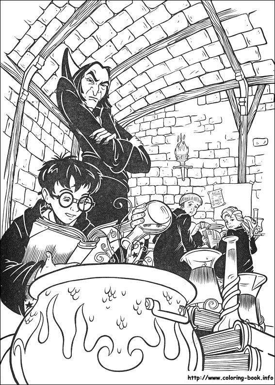 Index Of Pobarvanke Harry Potter Pobarvanke