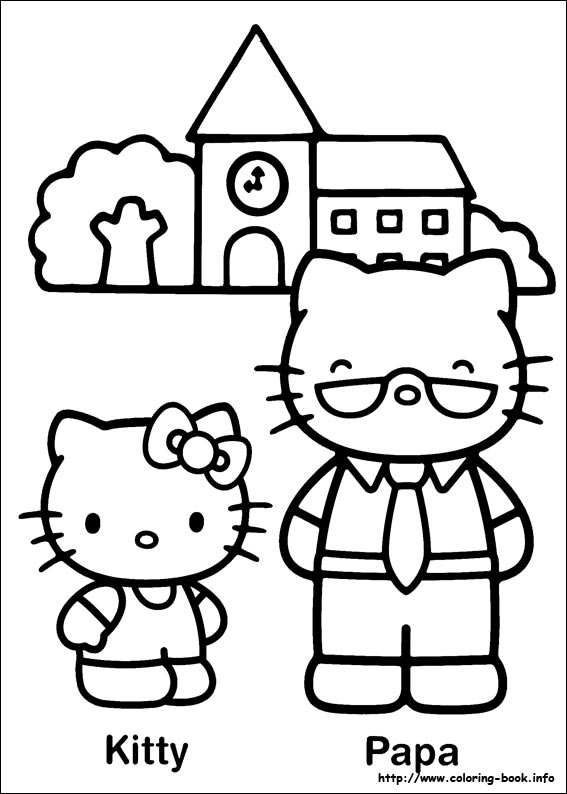 Coloriage Fleur Hello Kitty.Index Of Pobarvanke Hello Kitty Pobarvanke