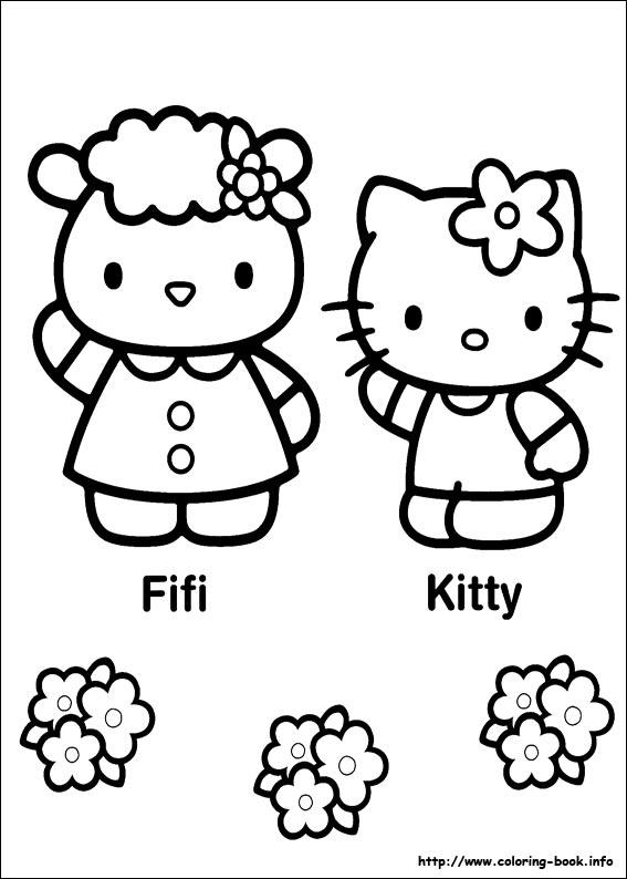 Index Of Pobarvanke Hello Kitty Pobarvanke